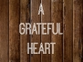 30 Days of Thankfulness 2014